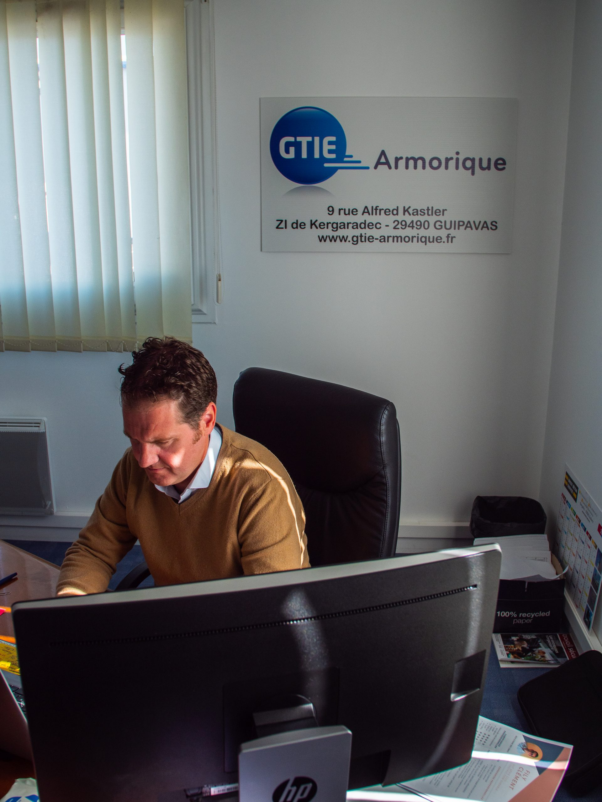 Technicien d'Affaires GTIE Armorique